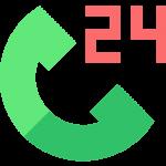 Acceso 24 horas al día